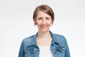 IntoVR-Journalistin Angela Kea