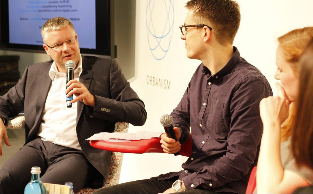 Marcus Ventzke vom Institut für digitales Lernen