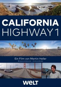 "Das Filmplakat zu ""California: Highway 1"""
