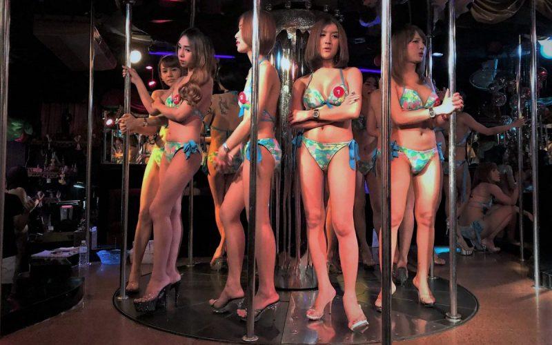 Ladyboys-Show in Bangkok (Foto: Leander Wattig)