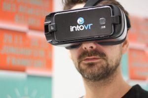 Check: 360°-Videobilder überprüft man am besten auch einer VR-Brille.