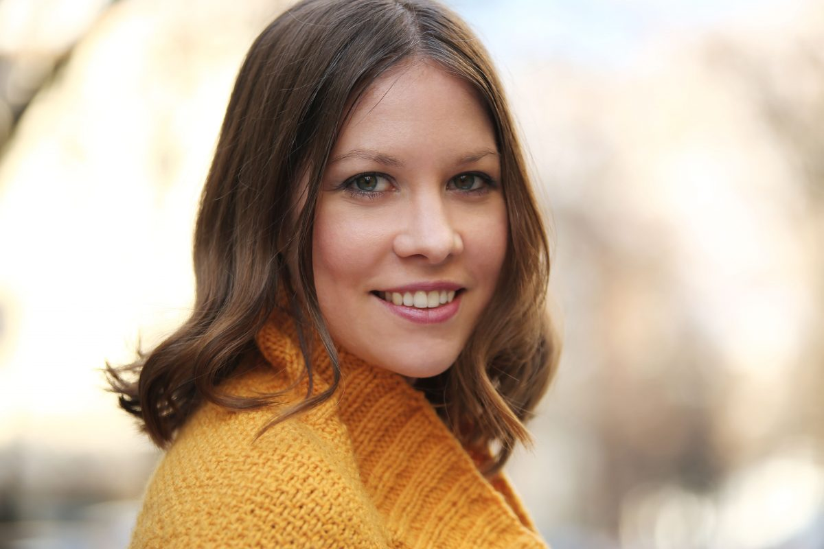 Susanne Dickel (Foto: Maria Menzel, IntoVR)