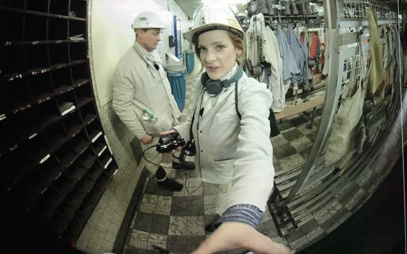 IntoVR mit 360°-Video aus dem Bergwerk mit WDR bei NextReality Hamburg nominiert