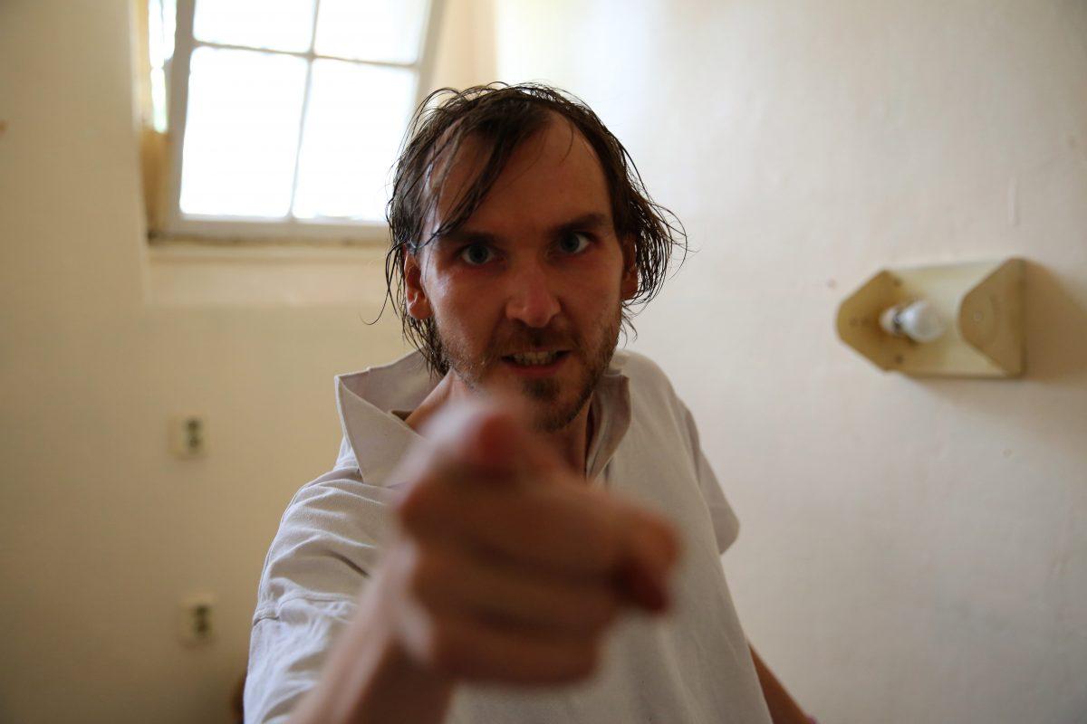 Insasse IntoVR Droemer Knaur Sebastian Fitzek Schauspieler Domink Hermanns