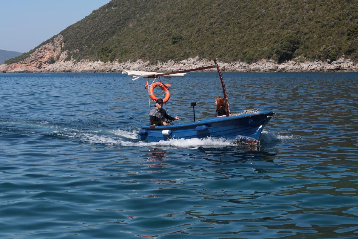 """Mit dem Boot zur """"Folterinsel"""" Mamula"""
