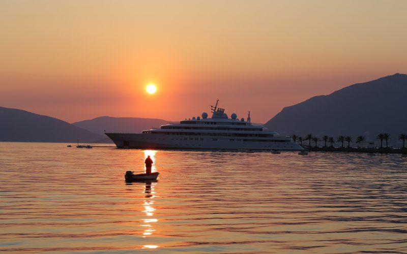 Porto Montenegro - Marina für die Schönen und Reichen