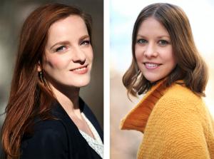 Christiane Wittenbecher und Susanne Höb (geb Dickel), Geschäftsführerinnen der Into VR & Video GmbH