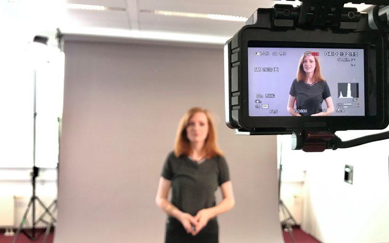 IntoVR Christiane Wittenbecher produziert Online-Kurs für ProContent