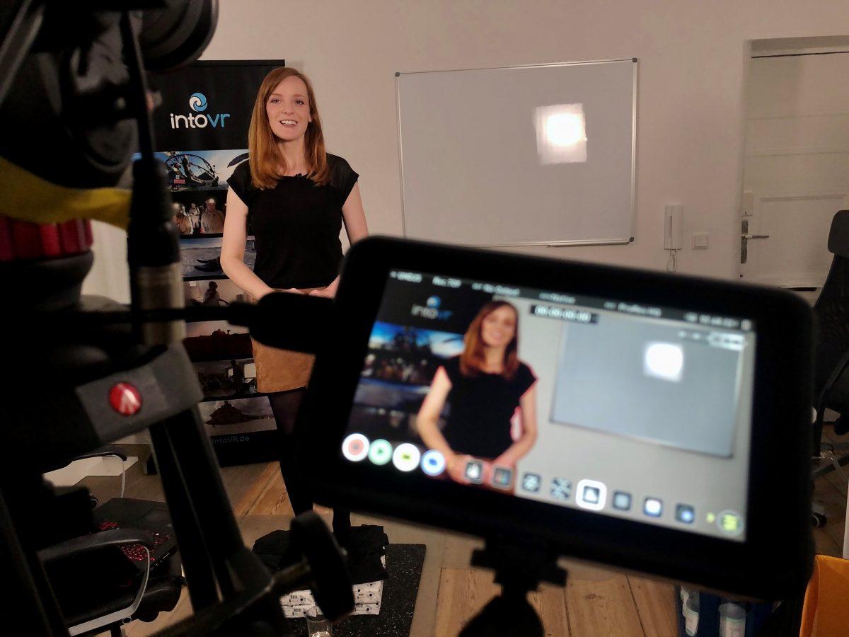 Video Tutorial statt Workshop - Into VR & Video für JournalistenAkademie der Friedrich-Ebert-Stiftung