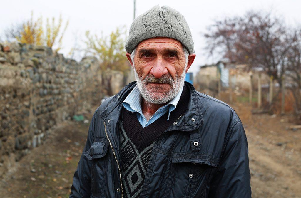 Akif Ahmedow aus Aserbaidschan